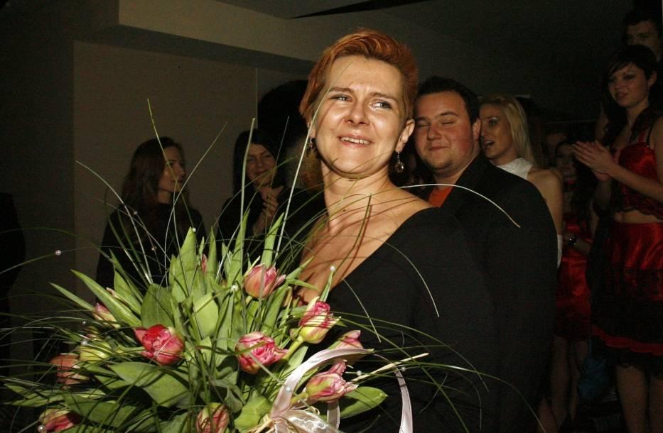 Pokaz Studia Mody Matylda w Legnicy, tak było 10 lat temu