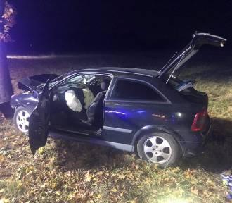 Groźny wypadek na trasie Jelenia Góra- Zgorzelec. Są ranni! [ZDJĘCIA]