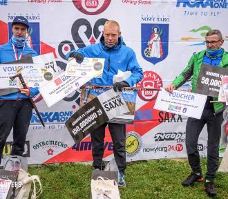 Mieczysław Jałocha trzeci w Mistrzostwach Polski w zbieganiu górskim