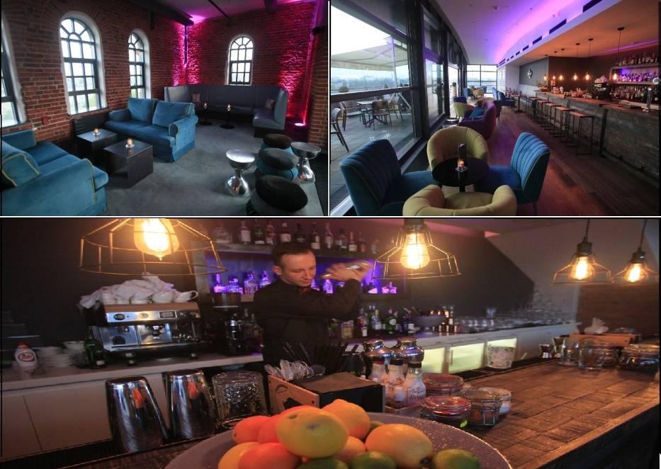 SkyFLY Bar