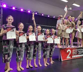 Grupa Spin MOSiR Rumia w finale zawodów tanecznych ZDJĘCIA