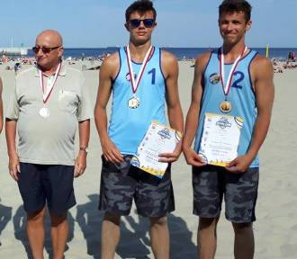 Jakub Nowak i Mateusz Florczyk z MKS Korab Puck: świetny występ w Kołobrzegu i wygrana z siatkarskimi