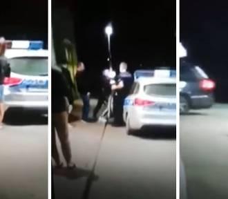 Zakopane. Przepychanki z policją na stacji benzynowej. Poszło o maseczki na twarzach