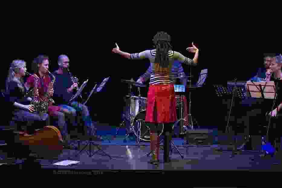Zajęcia warsztatowe trwają już od 16 listopada a zakończą się 27 listopada wspólnym koncertem