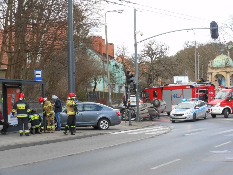 Wypadek w Sopocie na ul