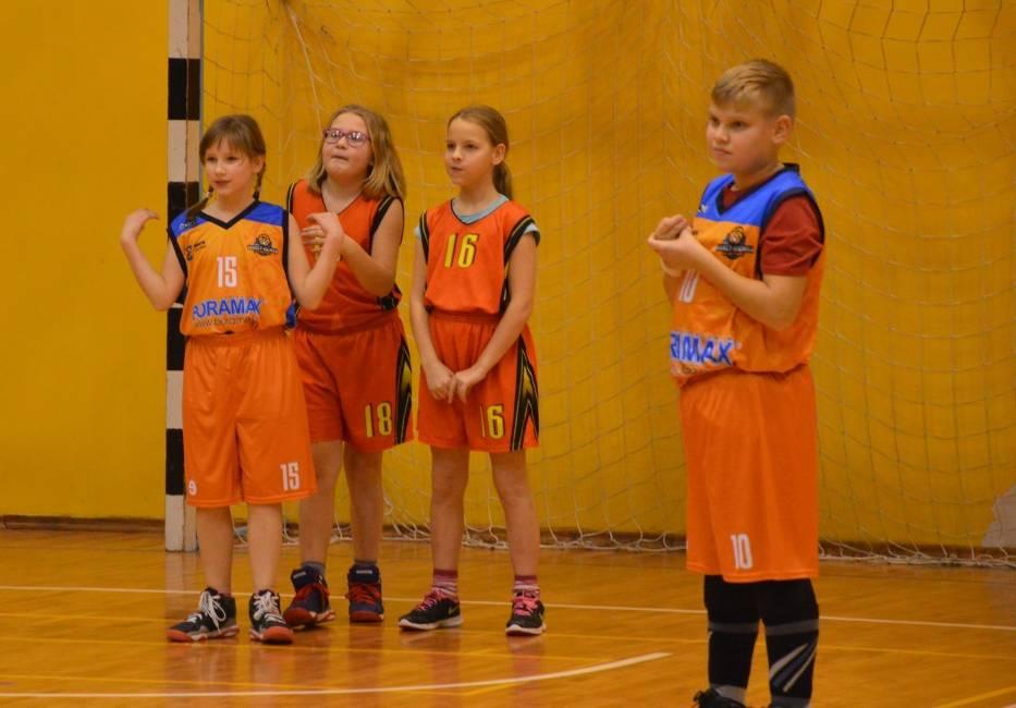 """UKS """"Basket-Ósemka"""" Wejherowo nawiązało współpracę z Arką Asseco Gdynia"""