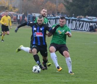Wyniki 14. kolejki 5. ligi kujawsko-pomorskiej grupa 1 [10/11 listopada 2018]