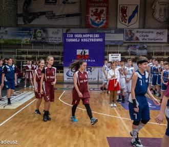 Młodzi koszykarze grali w Stargardzie o puchar prezydenta Polski [ZDJĘCIA]
