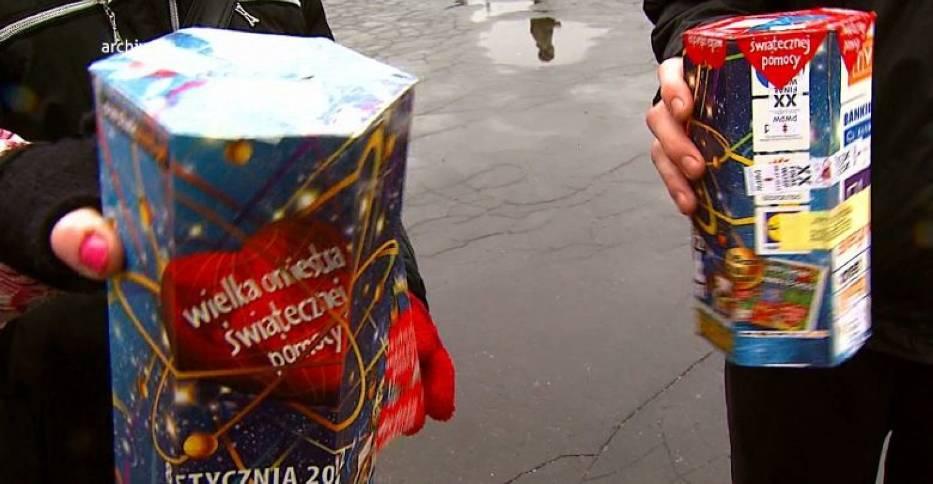 Napad na wolontariusza WOŚP w Wałbrzychu