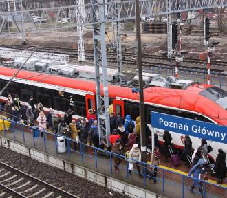 Region. Pociągiem z Poznania do Kaźmierza i Międzychodu? Jest na to szansa!