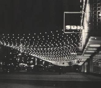 Jak dawniej ozdabiano na święta ulice Poznania? Zobacz archiwalne zdjęcia