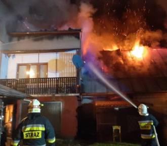 Strażacy pomagali innym, dziś sami potrzebują wsparcia