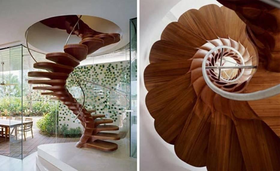 Najbardziej nietypowe schody świata. Te cuda chciałby mieć w domu każdy! [ZDJĘCIA]