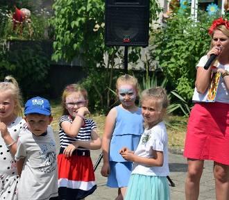 Festyn w przedszkolnej czwórce na osiedlu Zachód