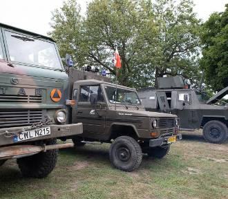 Gward na V Zlocie Pojazdów Militarnych k. Grudziądza [ZDJĘCIA]