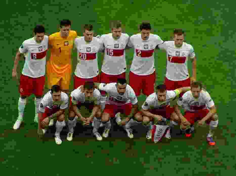 Reprezentacja Polski w piłce nożnej weźmie udział w Euro 2016