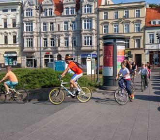 W Bydgoszczy będzie więcej ścieżek rowerowych [lista]