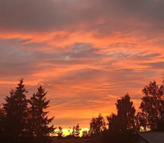 Zachód słońca w obiektywie naszych Czytelników! [ZDJĘCIA]