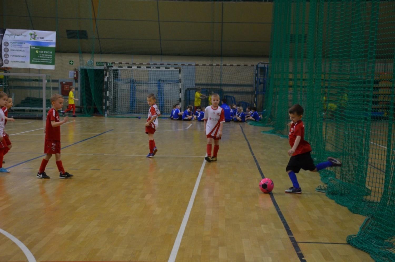 Turniej rocznika 2012 i młodszych w Bełchatowie