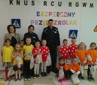 Konkurs Bezpieczny Przedszkolak w Piotrkowie Kujawskim za nami [zdjęcia]
