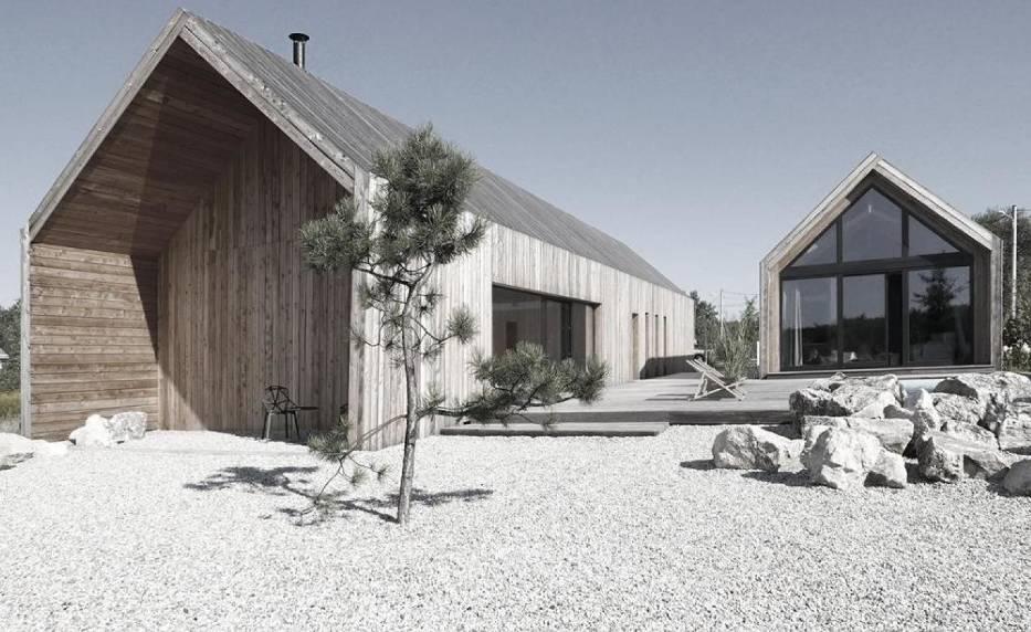 Dom jednorodzinny w Chruszczobrodzie, Górnik Architects