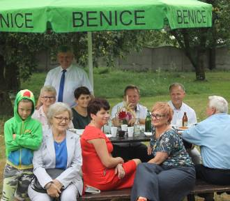 Dożynki parafialne w Benicach [ZDJĘCIA]