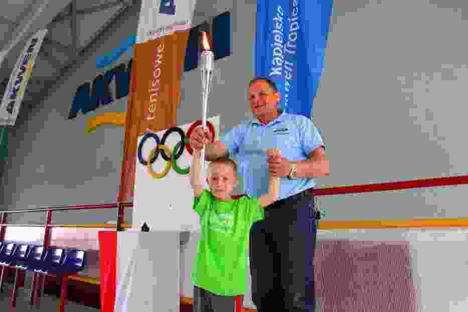 VII Olimpiada Przedszkolada w Czerwonaku