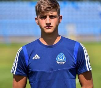 Piłkarski talent z Wodzisławia: 17-letni Tomasz Neugebauer zadebiutował w Ruchu Chorzów. Marzy