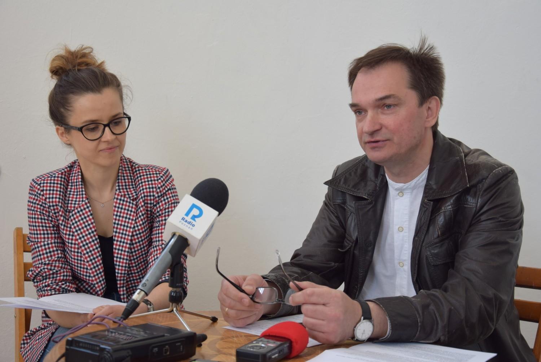Bogdan Jarecki zostanie patronem Ośrodka Kultury Plastycznej Wieża Ciśnień w Kaliszu