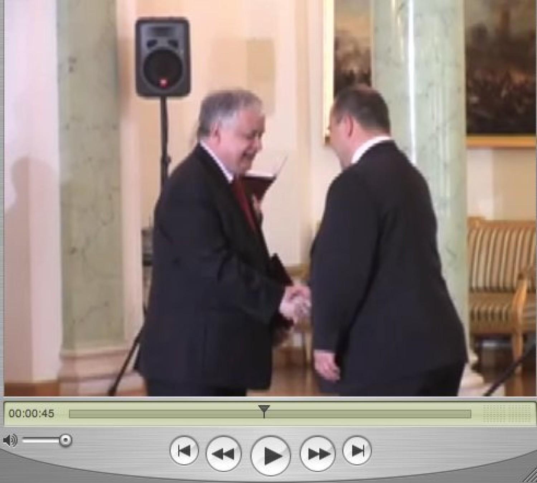 Wideo Nominacja Przemysława Gosiewskiego Polska Naszemiastopl