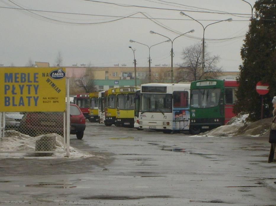Miejskie Przedsiębiorstwo Komunikacji w Ostrowcu Świętokrzyskim