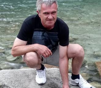 Zaginął Zbigniew Jagusiak. Może macie jakieś ważne informacje?