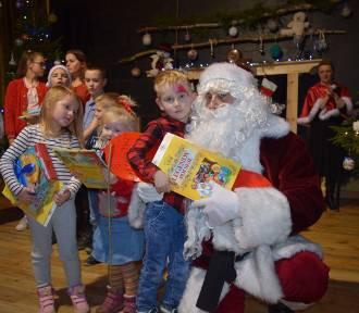 Konkursy, zabawy i piernikowe szaleństwo ze Świętym Mikołajem w Chmielnie - ZDJĘCIA
