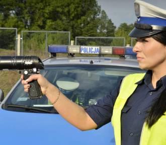 Na ul. Płockiej w Szpetalu Górnym jechali 107 km/h. Policjanci z Włocławka zatrzymali im prawa