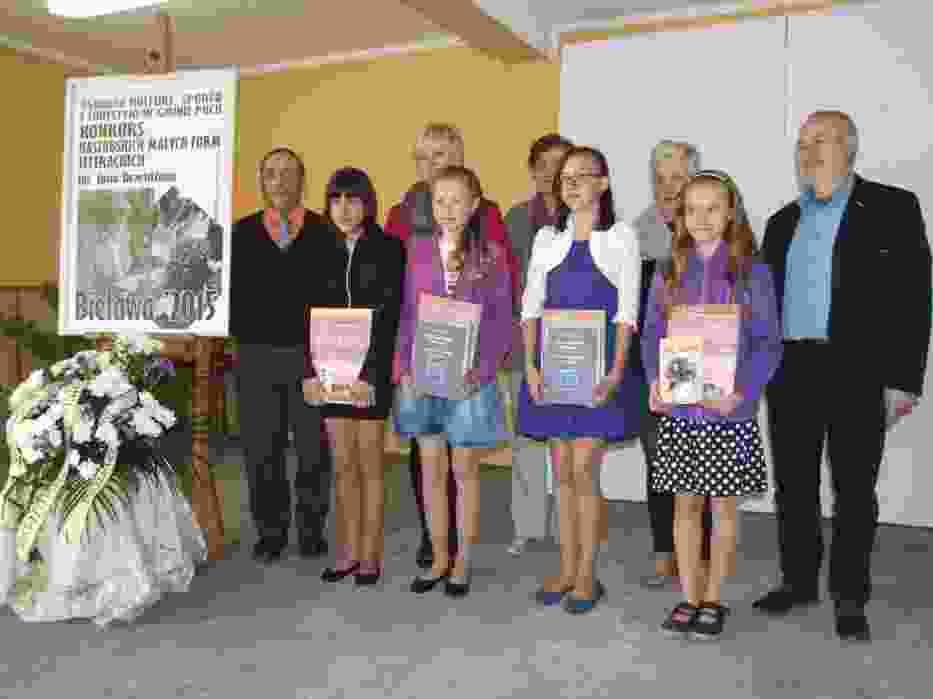 Konkurs Bielawa w gminie Puck