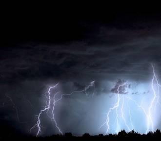 Ostrzeżenie IMGW. Silny deszcz i burze w regionie