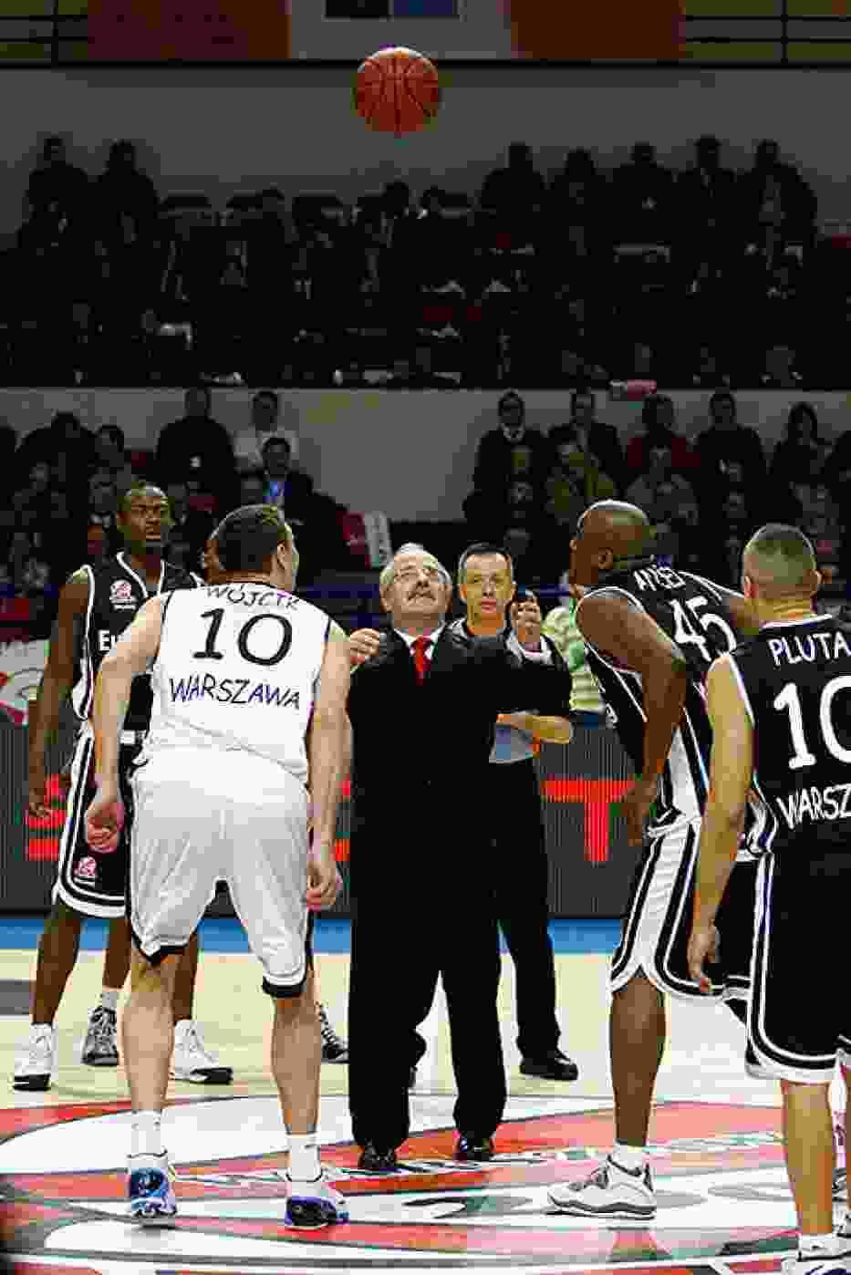 MVP meczu został Adam Wójcik (PBG Basket Poznań)