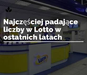 Oto najczęściej padające liczby w Lotto w ostatnich latach. Mogą przynieść szczęście!