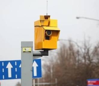 Te fotoradary w woj. śląskim, najczęściej łapią piratów drogowych