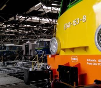 Już dziś zobaczycie nową lokomotywę! Prezentacja maszyny właśnie trwa