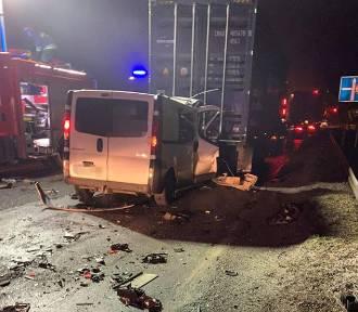 Dąbrowa Górnicza: Tragiczny wypadek w Ząbkowicach na S1, zginął 35-latek