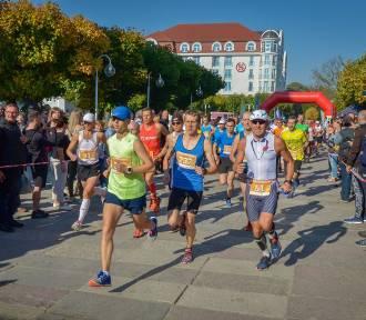 Bieg na 8 km na trasie w sercu Sopotu
