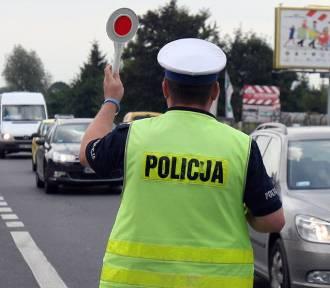 """Drogówka zatrzymała 5 kierowców """"bez prawka"""" jednego dnia"""