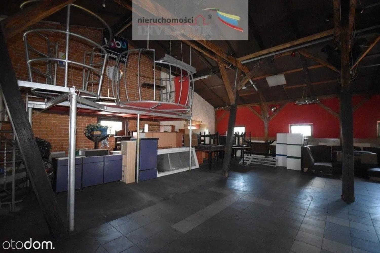 Budynek po klubie Tabu w NamysłowieW budynkach są pomieszczenia pod prowadzenie działalności gastronomicznej oraz dwie sale dyskotekowe z wyposażeniem