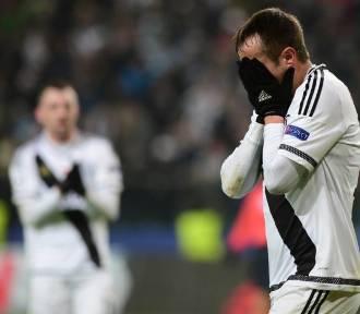 Legia przegrywa w Kazachstanie. Blamaż stołecznego klubu w eliminacjach Ligi Mistrzów!