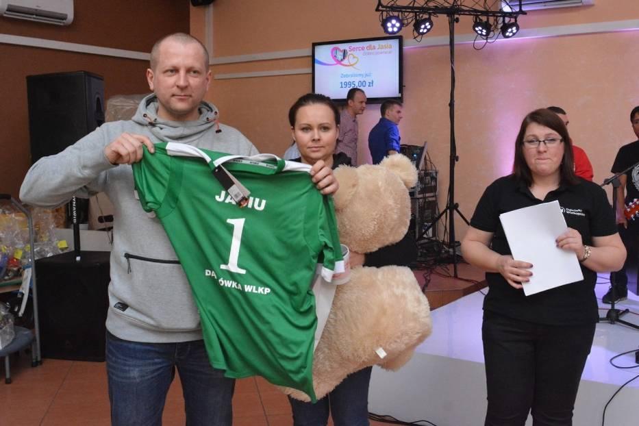 """Dąbrówka Wielkopolska. Koncert charytatywny dla chorego  trzylatka - """"Serce dla Jasia"""""""
