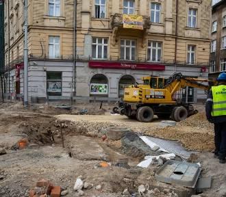 Przebudowa ul. Krakowskiej znów trafiła na przeszkody