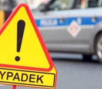 Wypadek na S1 i w Gliwicach oraz potrącenie w Katowicach