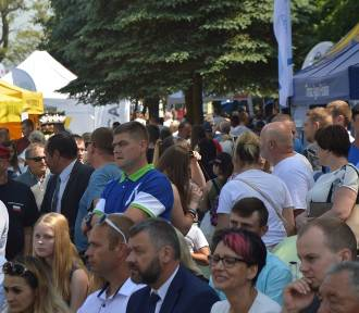 XXIX Targi Rolniczo-Ogrodnicze w Kościerzynie organizowane przez ŁODR zs. w Bratoszewicach