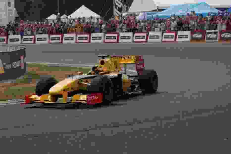 Miejmy nadzieję, że w sezonie 2011 będziemy mogli oglądać Roberta w bolidzie Lotus Renault